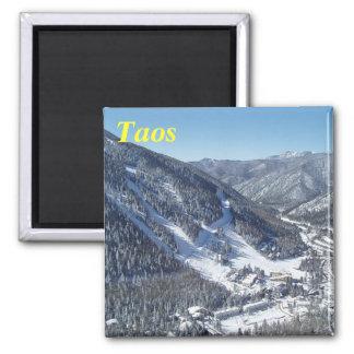 imán del valle del esquí de los taos