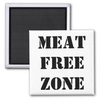 Imán del vegano
