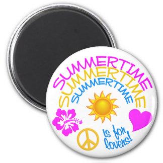Imán del verano