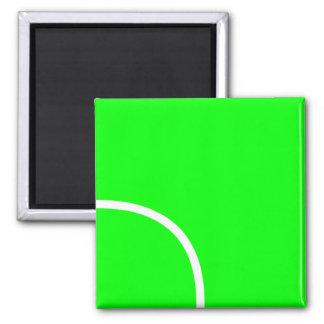 Imán del verde 003