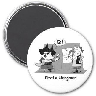 Imán del verdugo del pirata