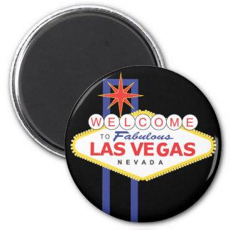 Imán del viaje de las vacaciones de Las Vegas Neva