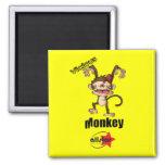 Imán del Vicioso-Mono
