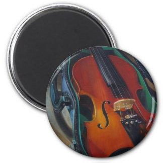 Imán del violín