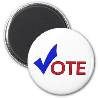 Imán del voto