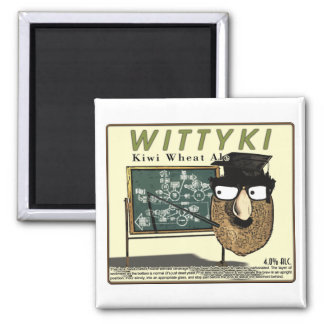 imán del wittyki