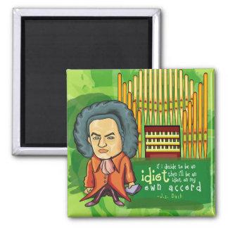 Imán divertido de J.S. Bach Music