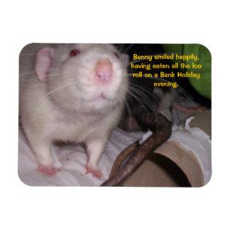imán divertido de la rata de Dumbo
