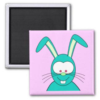 Imán divertido de Pascua del conejito