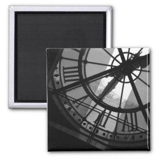 Imán d'Orsay del reloj de Musee