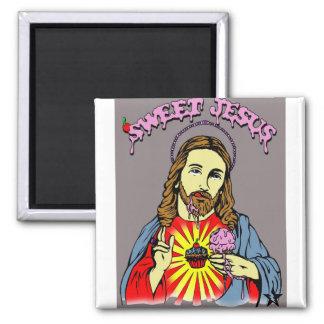 imán dulce de Jesús