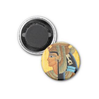 Imán egipcio del arte de la historia de la reina C