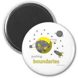 imán - empujar boundries