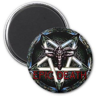 Imán épico de la muerte - Pentagram