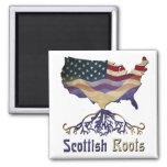 Imán escocés americano de la ascendencia