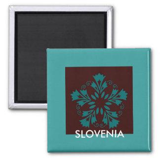 Imán esloveno de los claveles