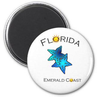 Imán esmeralda de la costa de la Florida