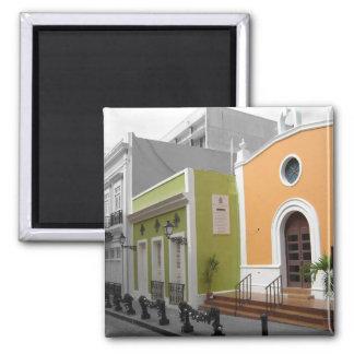 Imán español de la arquitectura