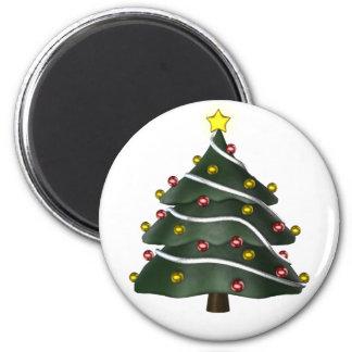 imán Estrella-rematado del árbol de navidad