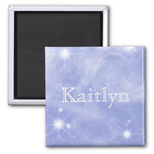 Imán estrellado de Kaitlyn