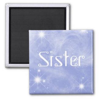 Imán estrellado de la hermana