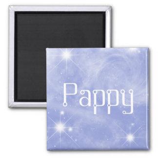 Imán estrellado de Pappy