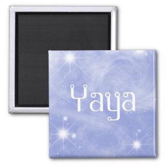 Imán estrellado de Yaya