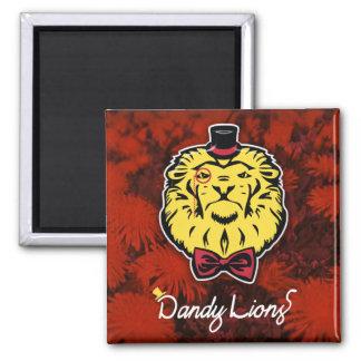 imán excelente del león