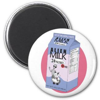 Imán extranjero de la leche