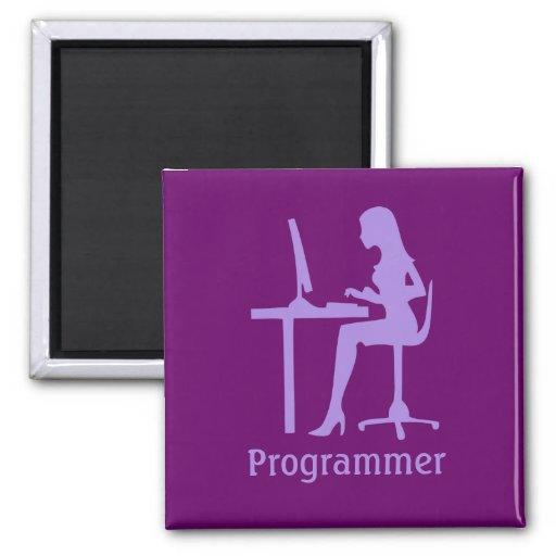 Imán femenino adaptable del programador de la silu