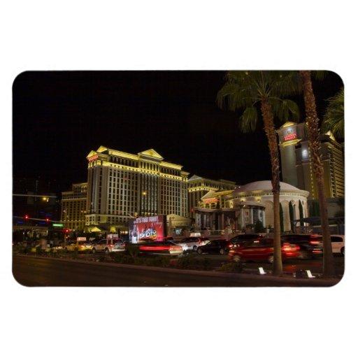 Imán flexible #1 de Las Vegas del Caesars Palace