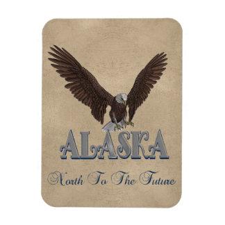 Imán flexible calvo de Alaska los E.E.U.U. Eagle