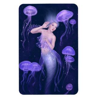 Imán flexible de la sirena de la bioluminiscencia
