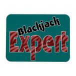 Imán flexible del jugador de tarjeta del experto 2