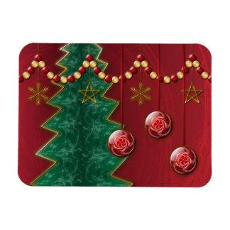 Imán flexible del navidad de la celebración del