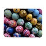 Imán flexible feliz de Pascua