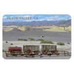 ¡Imán flexible fresco de Death Valley!