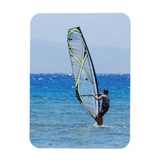 Imán flexible Windsurfing del amor