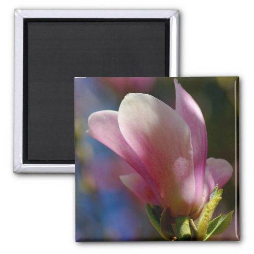 Imán floral