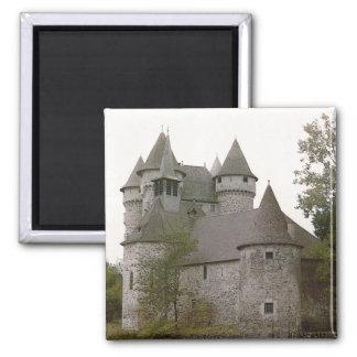 Imán francés del castillo francés