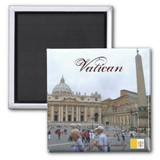 Imán fresco de Italia de la Ciudad del Vaticano