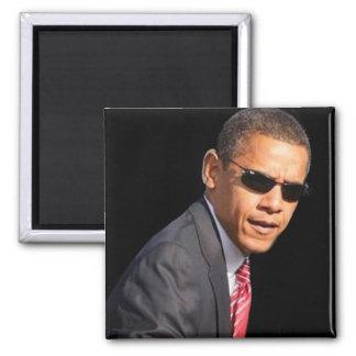 Imán fresco de Obama