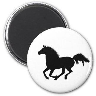 Imán galopante del caballo, idea del regalo