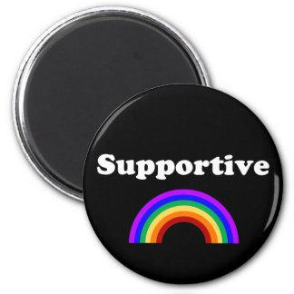 Imán gay del partidario
