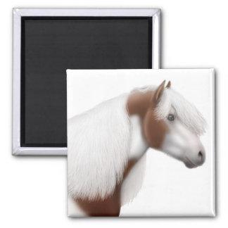 Imán gitano del caballo del Pinto de Vanner