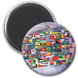 Imán global de la diversidad #1