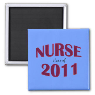 Imán graduado de la escuela de enfermería - clase