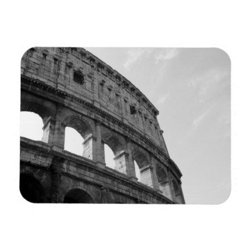 Imán Greyscale de Colosseum