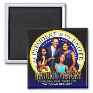 Imán histórico de la victoria