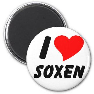 """Imán """"i Soxen love """""""